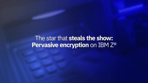 Thumbnail for entry Bank of New York Mellon Leverages Pervasive Encryption on IBM Z