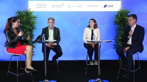 Thumbnail for entry AI for Digital automation, un projet de co-innovation public-privé