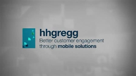 Thumbnail for entry IBM Worklight – h.h. gregg grows revenue by 50% with stronger customer engagement