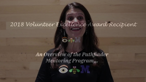 Thumbnail for entry IBM Pathfinder Mentoring Program overview