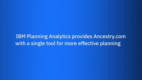 Thumbnail for entry Ancestry.com recibe una única herramienta para una planificación más eficaz
