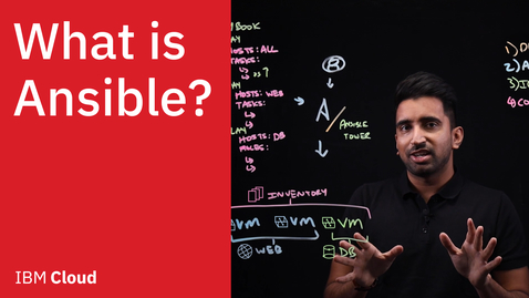 Thumbnail for entry What is Ansible?