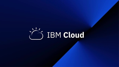 Thumbnail for entry 2020 Cloud Platform Enablement - Part 5