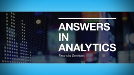 Thumbnail for entry Verus Financial leverages IBM solutions for analysing its data and identifying meaningful insights