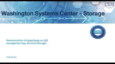 Thumbnail for entry Hyper Swap Demo