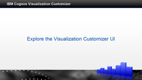 Thumbnail for entry Explore the Visualization Customizer UI