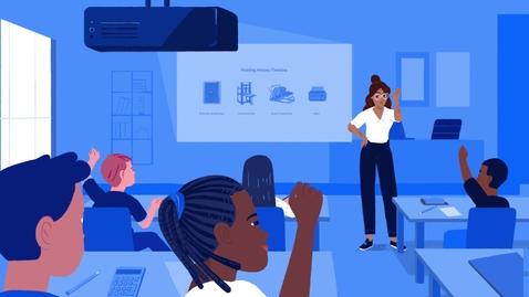 Thumbnail for entry Éxito del cliente: Automatización y el futuro del trabajo en Pearson