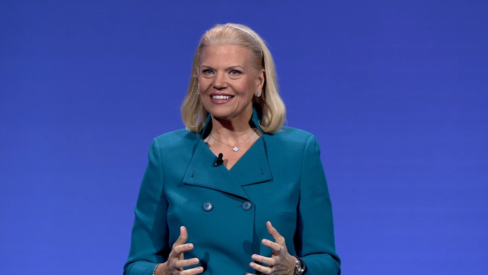 Ginni Rometty Keynote at Interconnect 2017