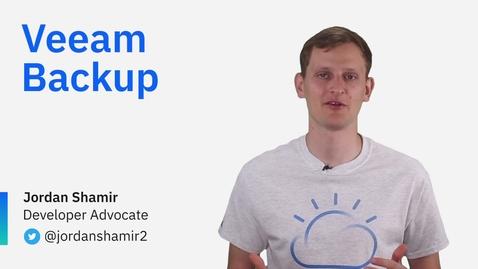Thumbnail for entry Veeam Backup