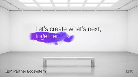 Thumbnail for entry Anthem Video - IBM Partner Ecosystem Rally 2021