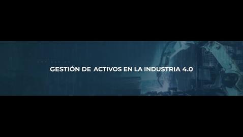 Thumbnail for entry Sergio Quintín, REE - Gestión de activos en la Industria 4.0