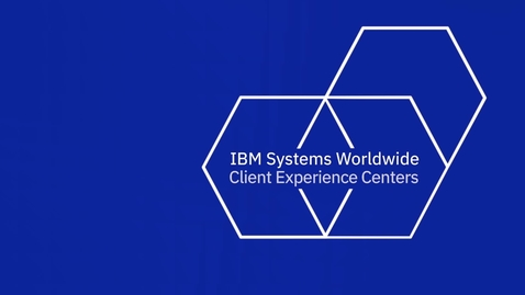 Thumbnail for entry Co-Creation | World Wide Client Experience Centers | IBM