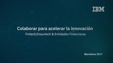 Thumbnail for entry Colaborar para acelerar la innovación