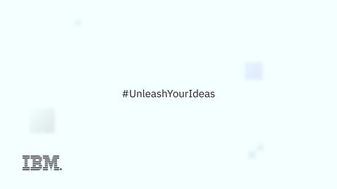 Thumbnail for entry Dé rienda suelta a sus ideas con IBM