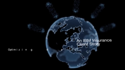 Thumbnail for entry Ceska Pojistovna improves Client Satisfaction Level with IBM Watson Explorer