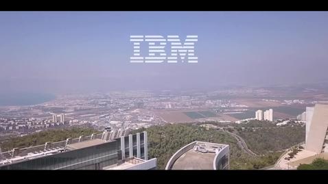Thumbnail for entry IBM Volunteer Excellence Award—IBM Israel