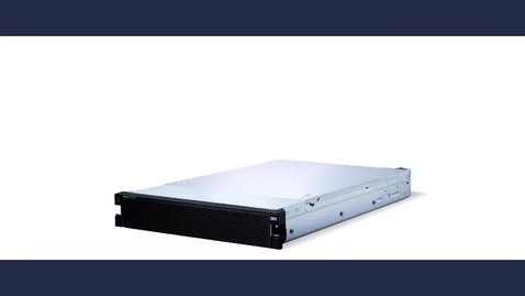 Thumbnail for entry The IBM Power System AC922 server will give your enterprise the edge