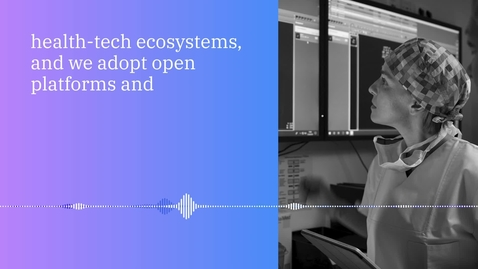 Thumbnail for entry Audiogram - Michael Curry, Open Ecosystem