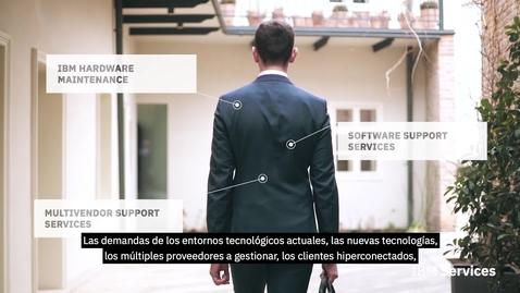 Thumbnail for entry Servicios tecnológicos de IBM: su socio para un soporte inteligente