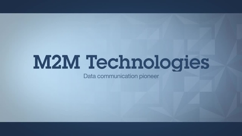 Thumbnail for entry M2M Technologies broadens its target audience using IBM API Management