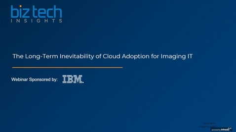 Thumbnail for entry HIPAA- ready hosted cloud service