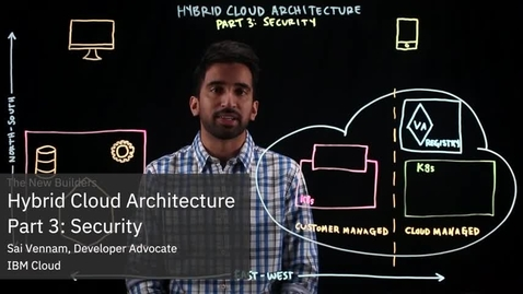 Thumbnail for entry Hybrid Cloud Architecture Part 3: Security