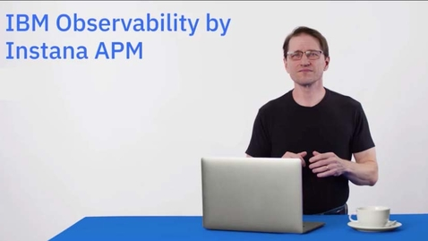 Thumbnail for entry Demo Video: IBM Observability by Instana APM