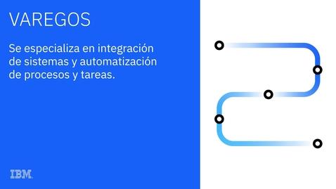 Thumbnail for entry IBM e Varegos: conheça os benefícios da parceria