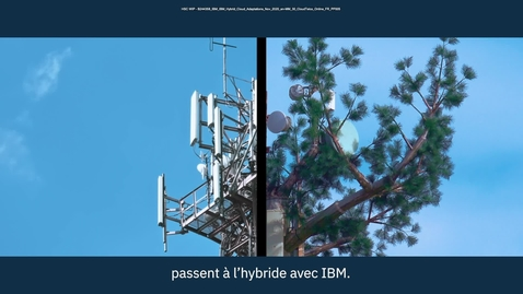 Thumbnail for entry Telco is going hybrid with IBM