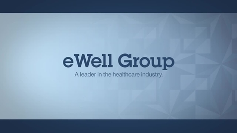 Thumbnail for entry IBM helps eWell solve the problem of information silos