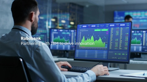 Thumbnail for entry Rabobank: Partnering with IBM to drive innovation