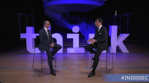 Thumbnail for entry IBM #in300sec con Renato Mannozzi, Direttore Risorse Umane IBM Italia