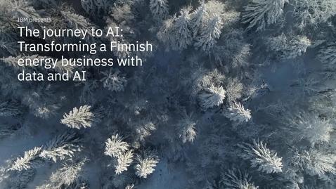 Thumbnail for entry Vapo Oy: 데이터와 AI로 핀란드 에너지 비즈니스 혁신 가속화