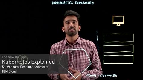 Thumbnail for entry Kubernetes Explained