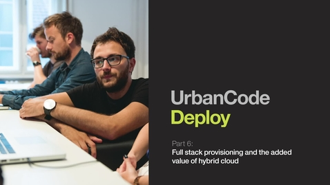 Thumbnail for entry Optimizing Continuous Delivery with Cloud
