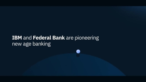 Thumbnail for entry Federal Bank: Creating an API banking system