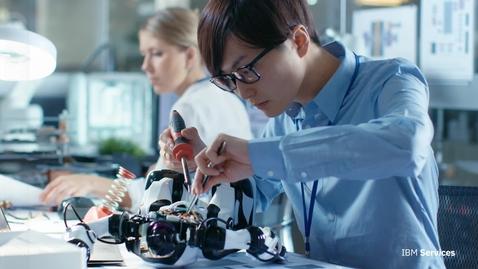 Thumbnail for entry IBM 서비스: 멀티클라우드 환경에서 ERP 애플리케이션 관리의 혁신