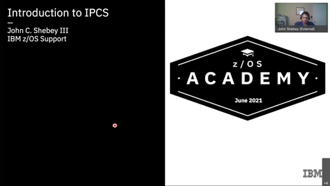 Thumbnail for entry Introduction to IPCS