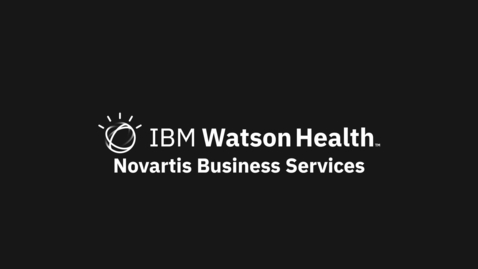 Thumbnail for entry Success Story - Novartis Business Services