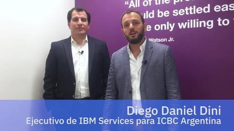 Thumbnail for entry ICBC + IBM