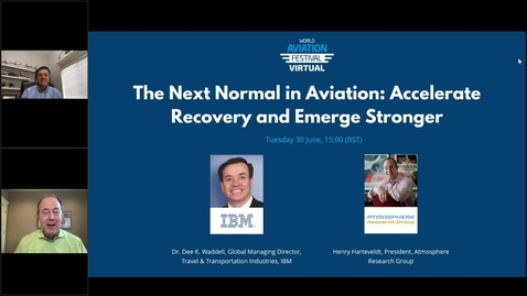 Thumbnail for entry The Next Normal In Aviation