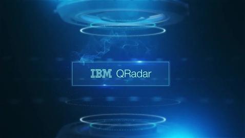 Thumbnail for entry IBM QRadar 적용사례 데모 - 표적 공격 탐지
