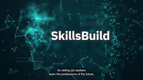 Thumbnail for entry #ThinkIsrael - SkillsBuild