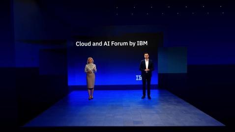 Thumbnail for entry Стратегия IBM Hybrid Cloud