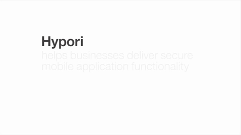 Thumbnail for entry Hypori helps businesses deliver secure mobile app functionality with IBM SoftLayer