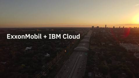 Thumbnail for entry ExxonMobil + IBM Cloud: Transforming the customer experience at the pump