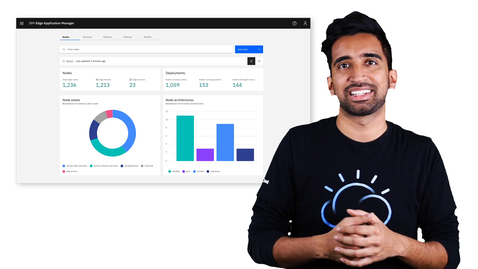 Thumbnail for entry Intro to IBM Edge Application Manager - LA - CO-ES