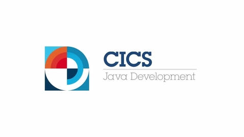Thumbnail for entry Discover Java on CICS