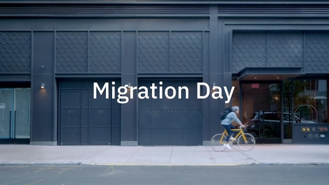Thumbnail for entry Cloud migration day - seamless and stress free