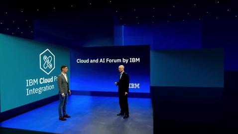 Thumbnail for entry IBM Cloud Pak for Integration
